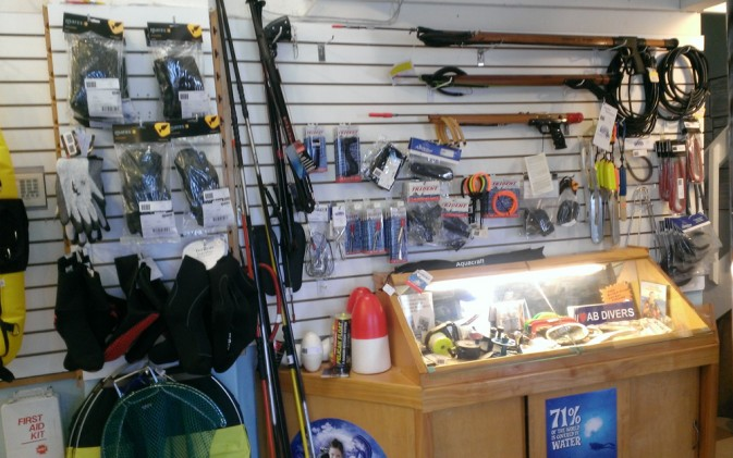 Complete Spearfishing and Free Diving Supplies